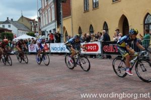 DM i landevejscykling 2013 - Herre Elite - Linjeløb