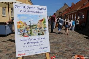 Fransk forår i Præstø 2014