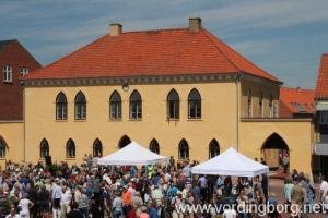 Åbning af Vordingborg Gl. Rådhus - 15/6-2013