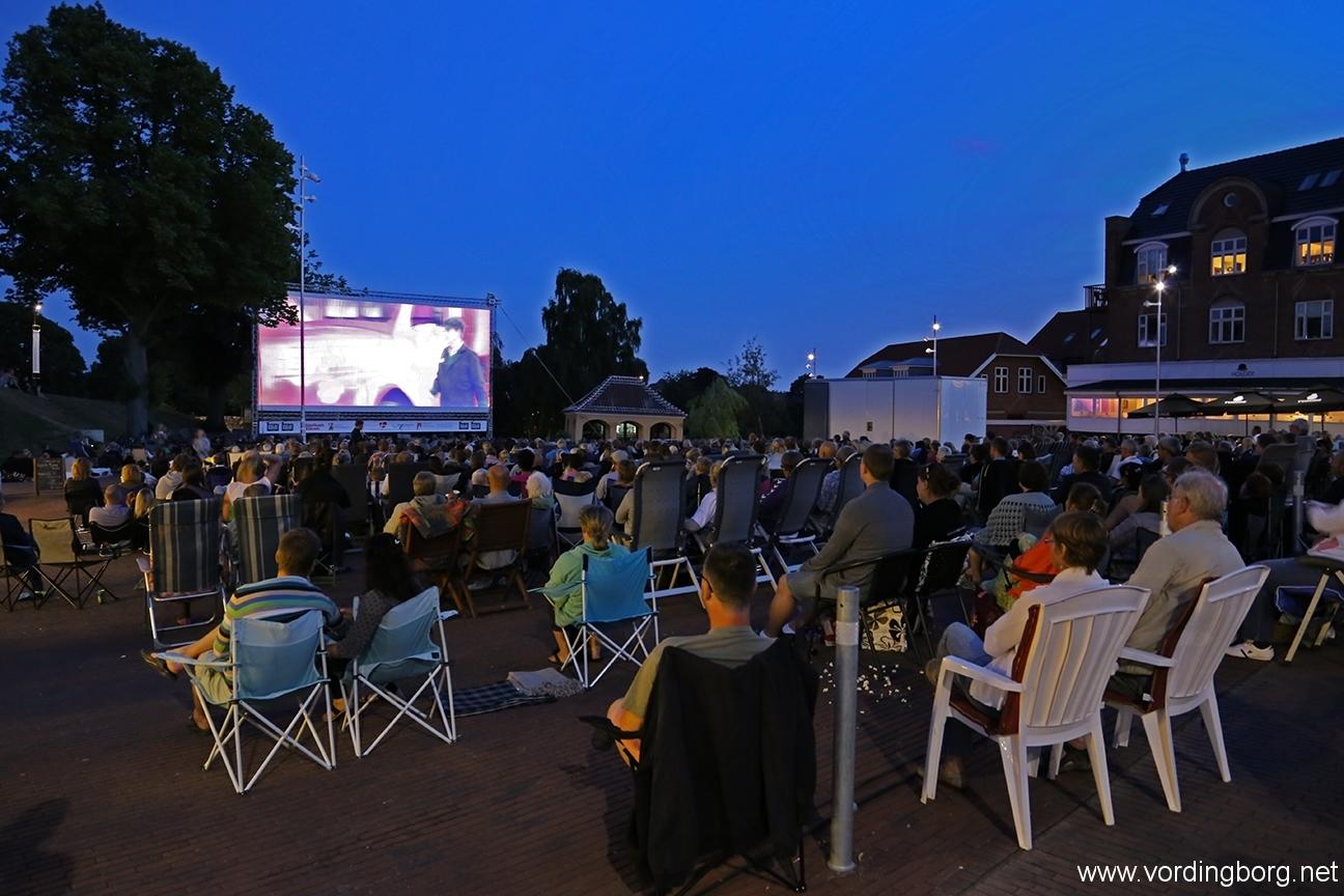 Open Air film - Spies og Glistrup - 23. juli 2014