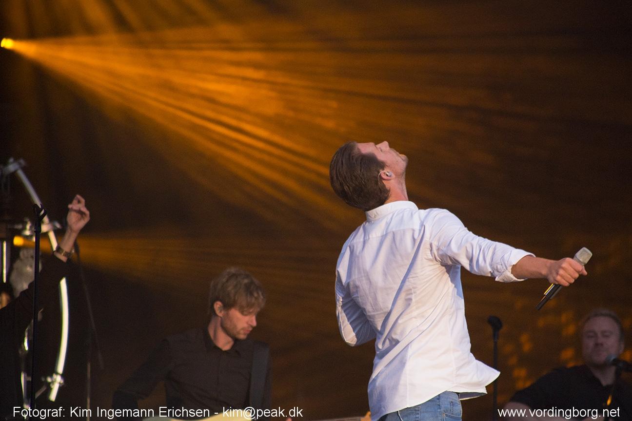 Rasmus Seebach koncert i Vordingborg 2014 - Vordingborg.net - Nyheder og omtaler af arrangementer