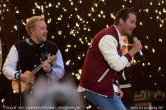 Rasmus Seebach koncert i Vordingborg 2014
