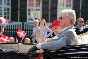 Regentparrets besøg i Vordingborg d. 5. september 2013