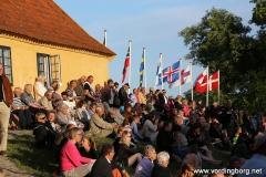Sankt Hans aften Vordingborg juni 2014