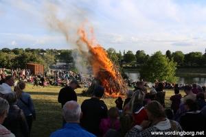 Sankt Hans aften Vordingborg 23. juni 2014