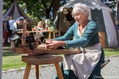 Sildemarked og Middelaldermarked i Stege 6. september 2014
