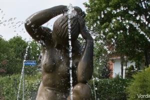 Eos statue, Vordingborg
