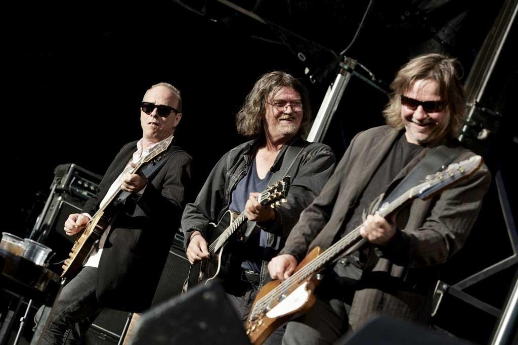 Johnny Madsen Band