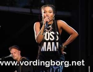 Vordingborg Festuge 2014 - Nabiha