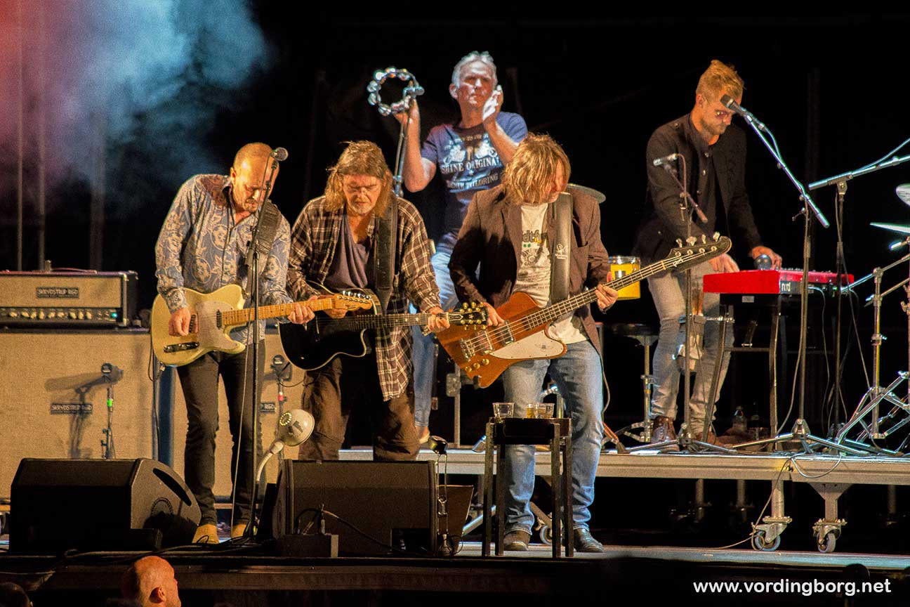 Johnny Madsen - Vordingborg Festuge 2014
