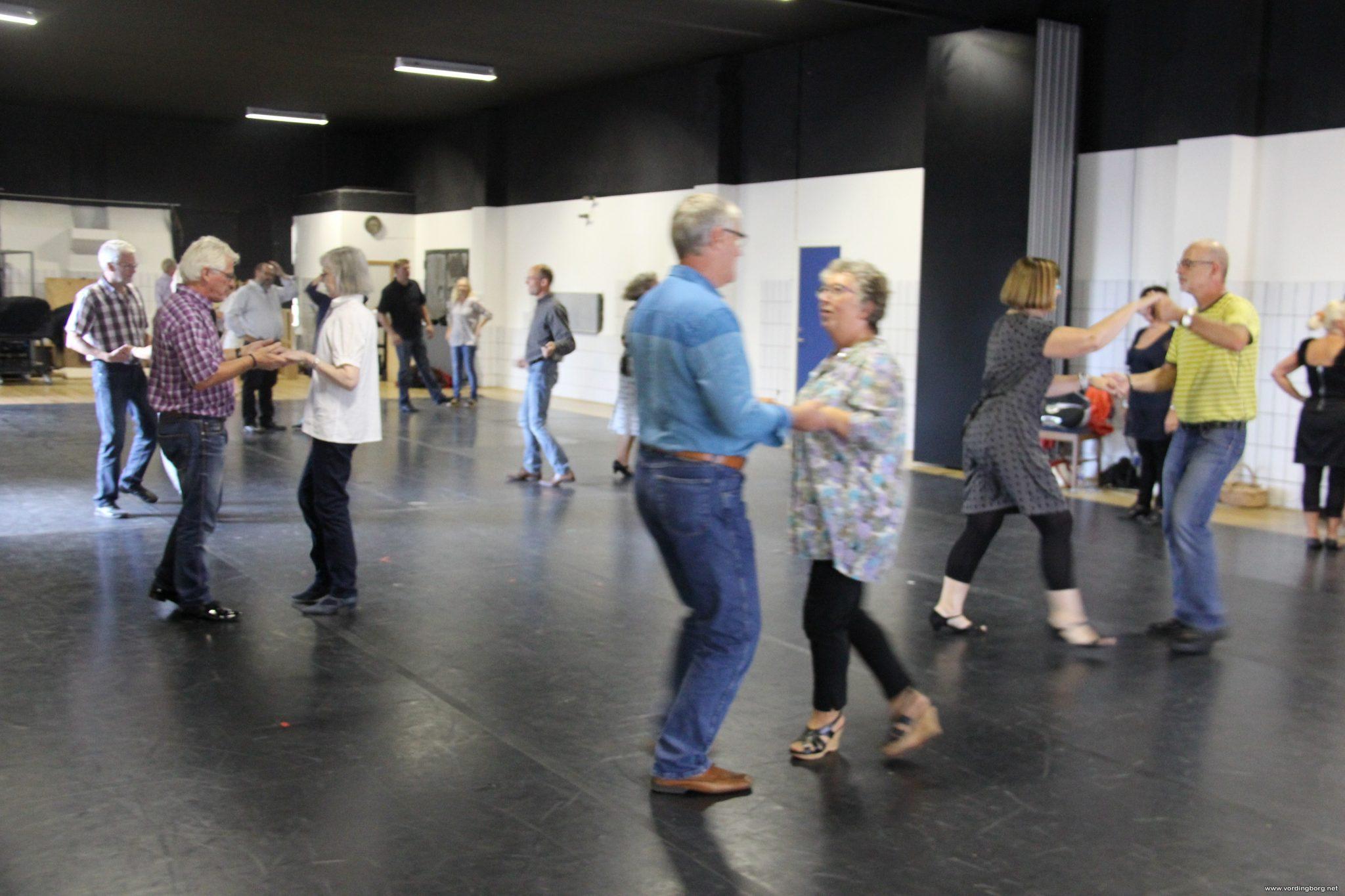 Fantastisk opstart for Danseklubben Møn