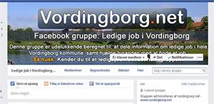 Ny Facebook gruppe med ledige job vokser hurtigt