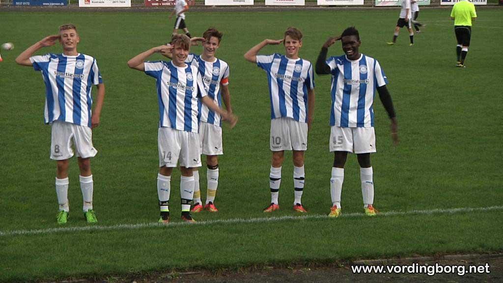 Fodbold: Kamp om overlevelse i 3. division for Vordingborg IF