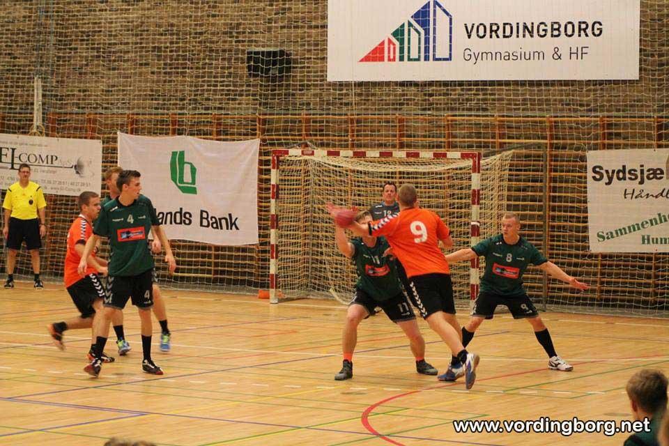 Håndbold: SHK i kamp mod NFØ med både herre og dame serie 1