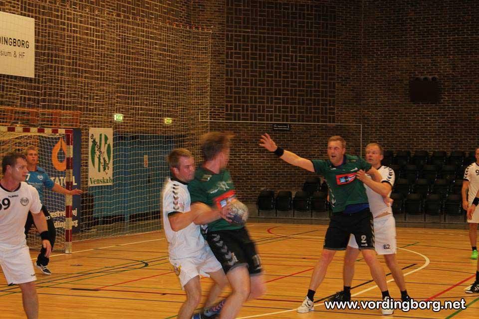 Sæsonstart for dame og herre serie 1 i Sydsjællands Håndboldklub