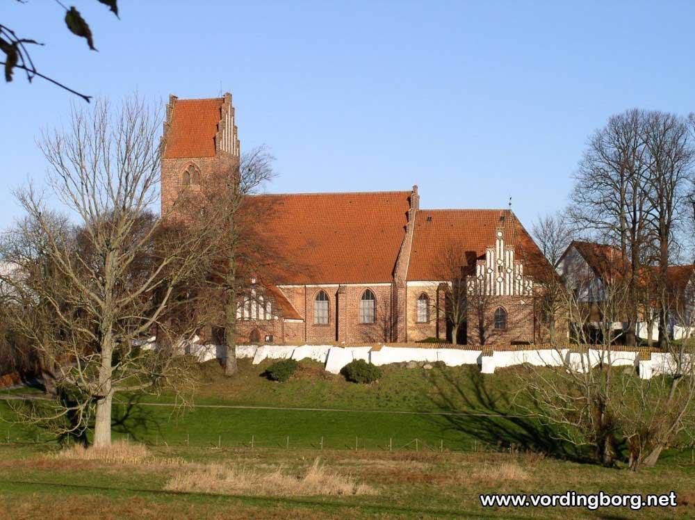 Vordingborg kirke præsenterer ny organist