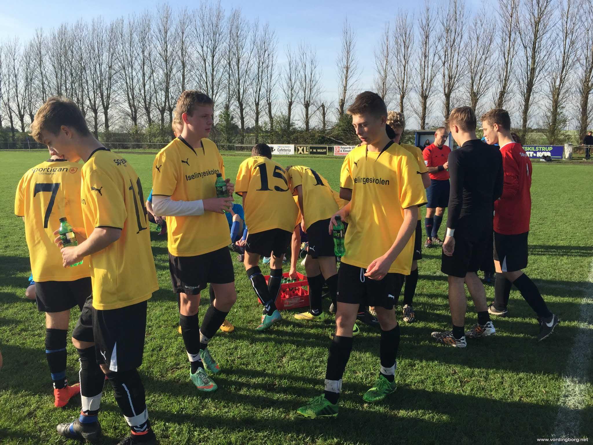 Fodbold: Gåsetårnskolen sikkert videre til 5. runde i Ekstrabladets Skolefodboldturnering