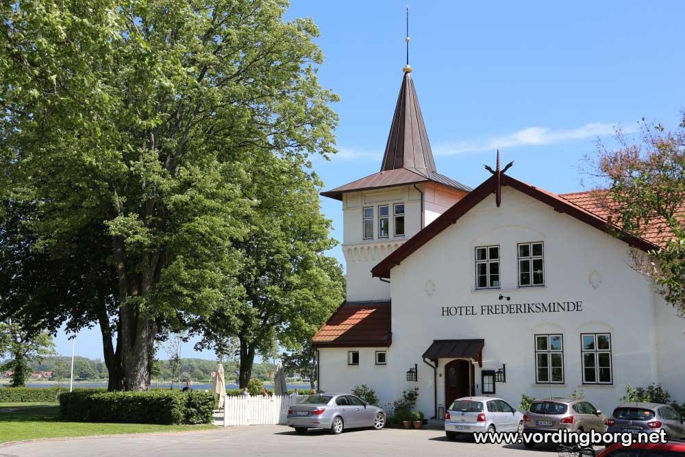 Hotel Frederiksminde i Præstø (Foto: Kim Ingemann Erichsen)