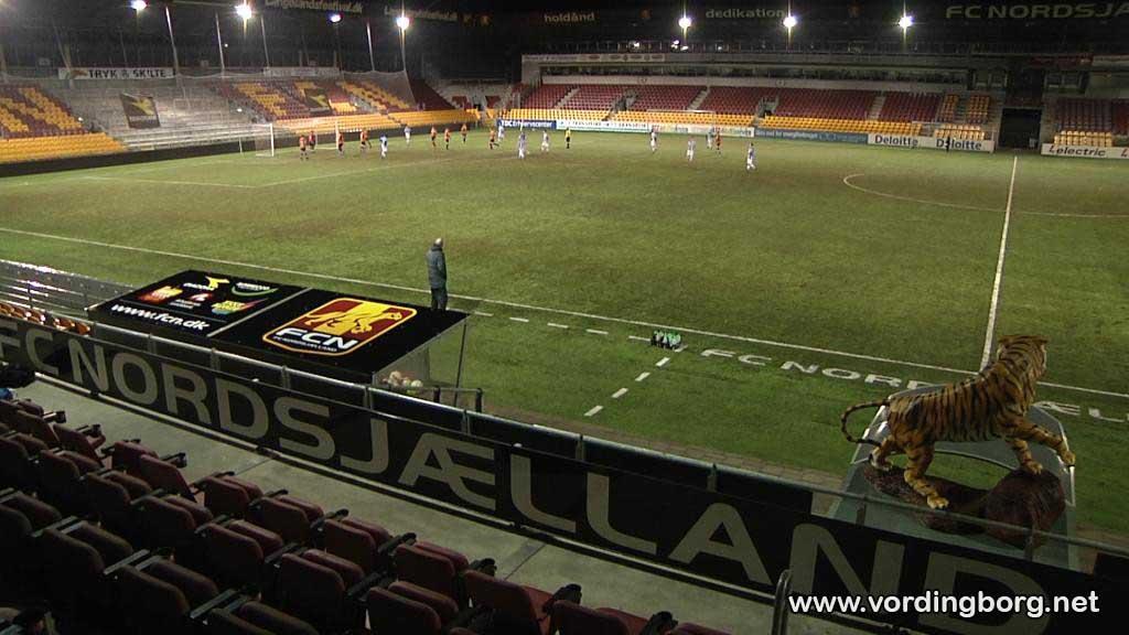 Fodbold: VIF U-17 leverede SUPER-liga-STEMNING