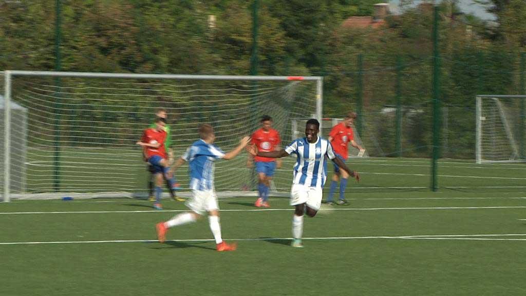 Fodbold: 2-0 er sværeste føring, spørg bare VIF U-17