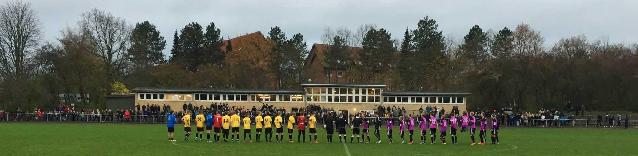 Fodbold: Kredsfinalen blev endestation for Gåsetårnskolen i skolefodbold.