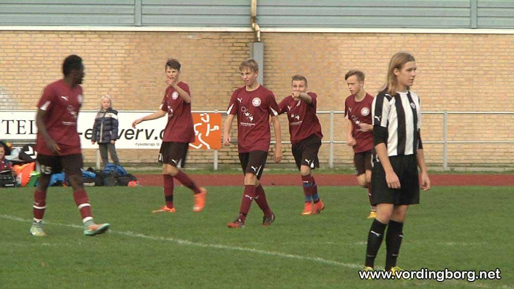 Fodbold: Optur blev til nedtur for VIF U17