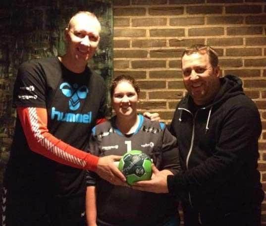 Håndbold: Sejr til SHK DS1