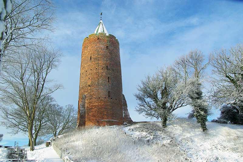 Masser af oplevelser på Borgen i vinterferien