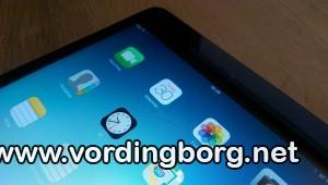 iPad i Vordingborgs skoler
