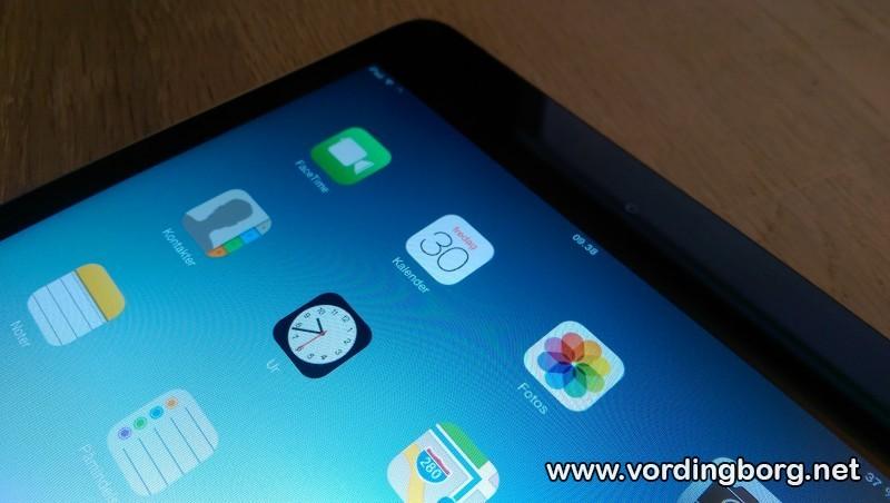 iPad til flere elever i Vordingborgs skoler