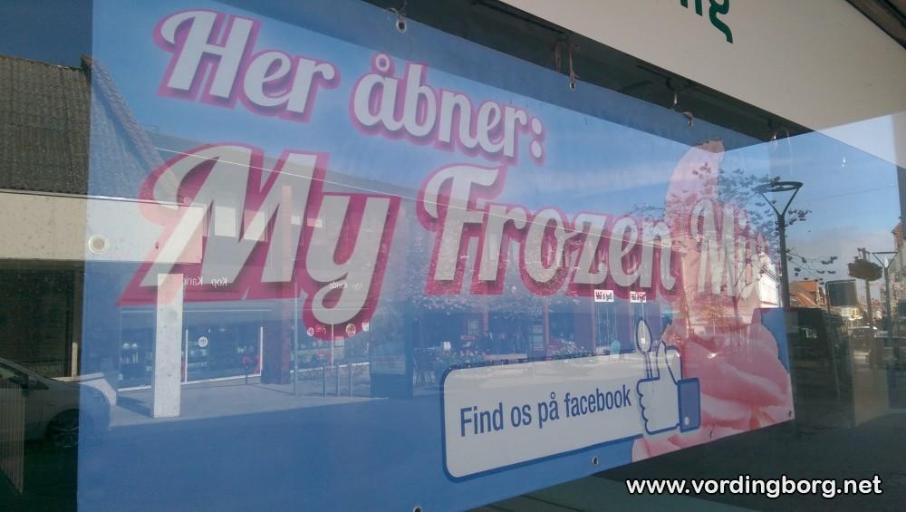 My Frozen Mix