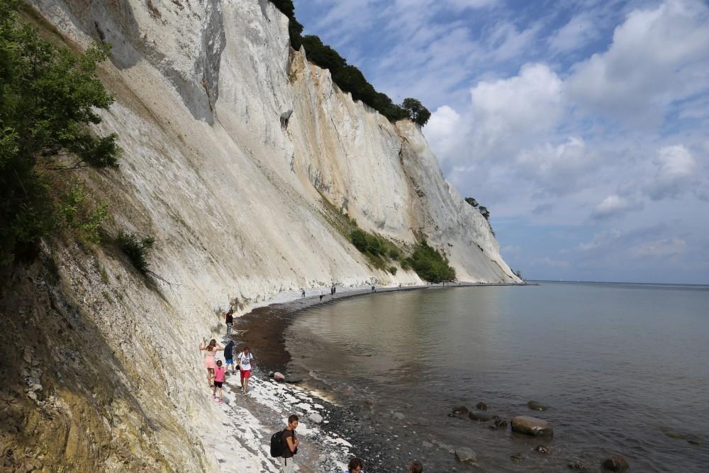 Møn udnævnt til Danmarks første UNESCO Biosfæreområde