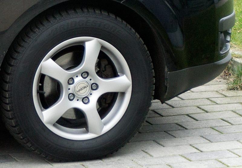 bil hjul