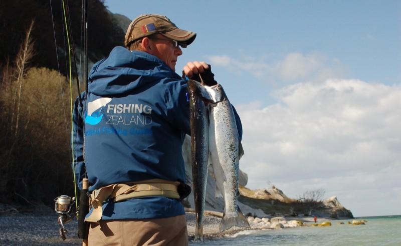 fishing zealand