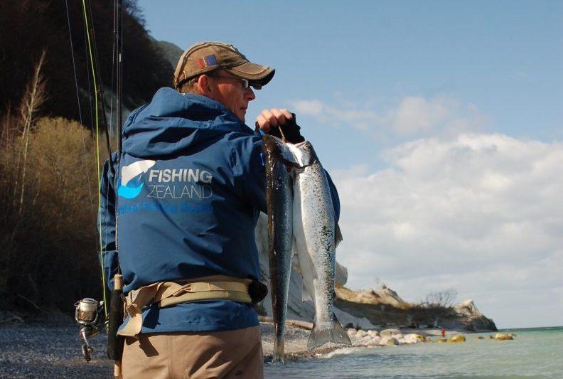 Ken Sørensen - en af de lokale lystfisker guider
