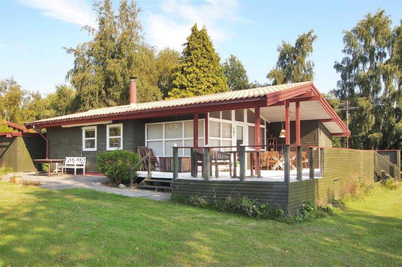 Sommerhus i Kalvehave. Foto: Campaya.dk