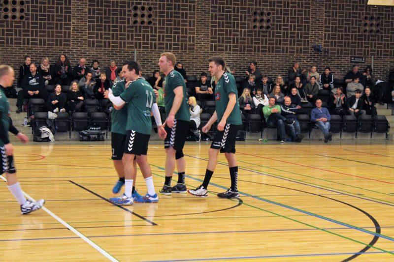 Sydsjællands Håndboldklubs Herre 1. hold