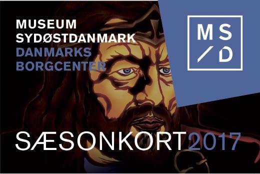 """Der er trængsel i """"Vikingernes Metropol"""" på Danmarks Borgcenter"""