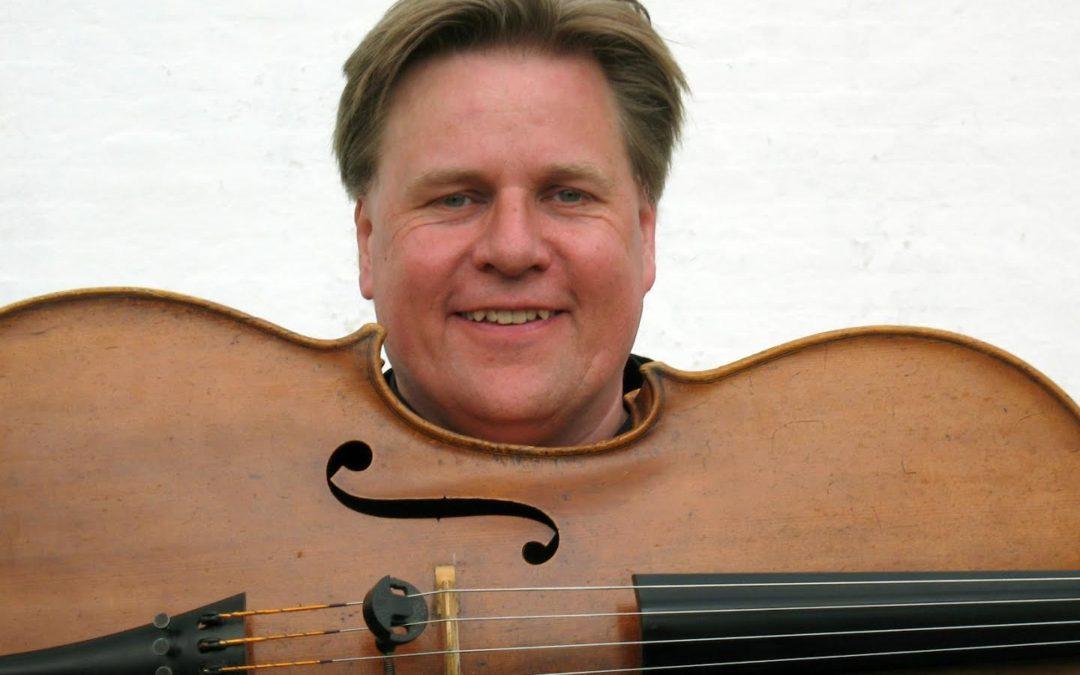 Fortryllende cello i Orenæs Saloner