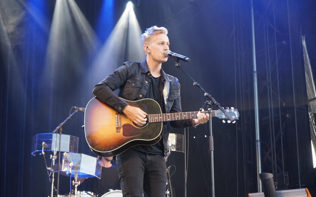 Se billeder fra NOAHs koncert i Vordingborg Festuge 2017