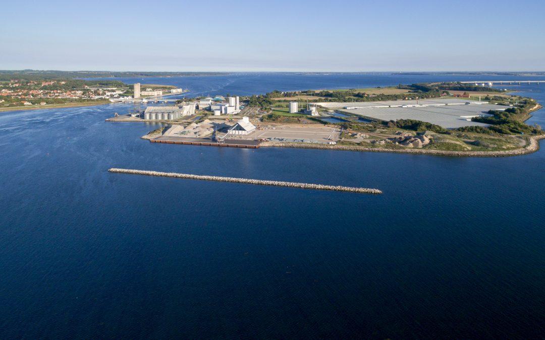 Vordingborg Havn bliver en af Sjællands største erhvervshavne