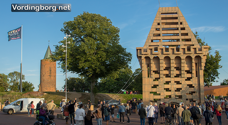 Waves Festival fra d. 25. til 31. august 2019 i Vordingborg