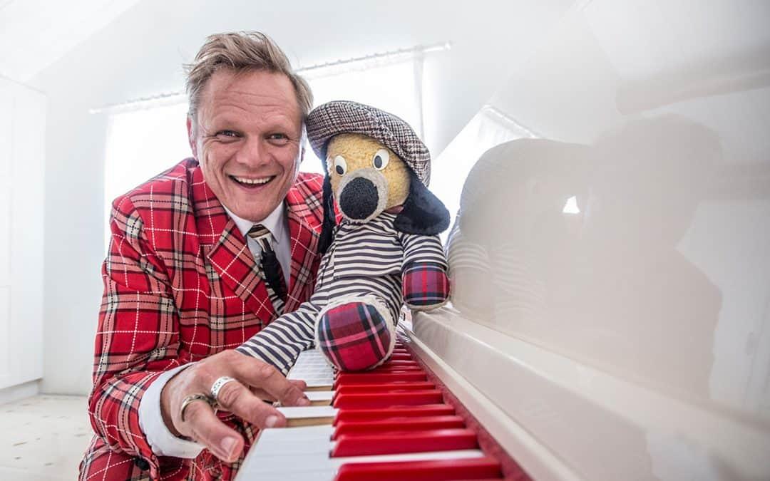 STARS præsenterer Syng julen ind med Sigurd & Bjørnen Bjørn