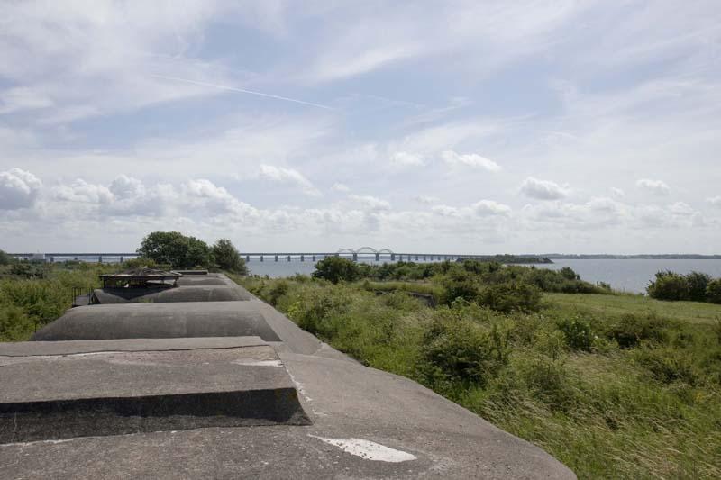 Hør om Sjællands sydlige front i Første, Anden og Tredje Verdenskrig