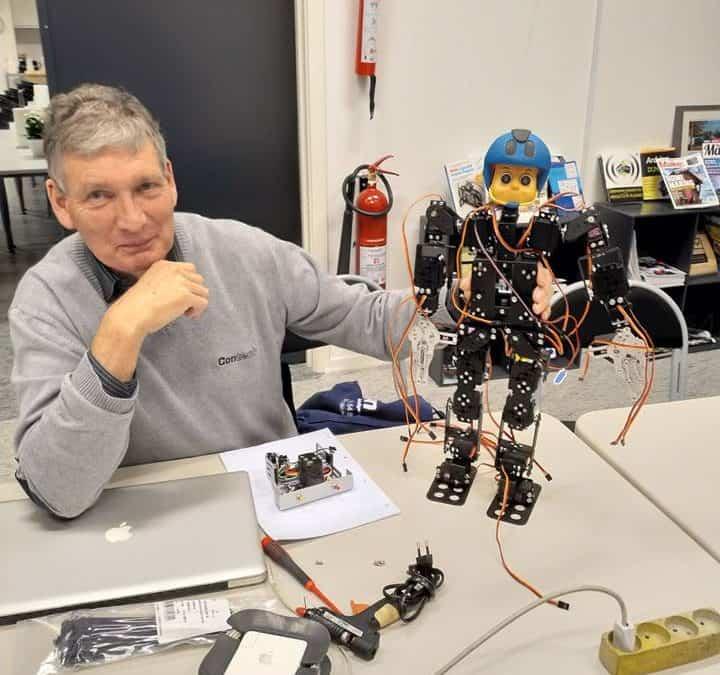 Programmering af robotter, masser af 3D og laserskæring – kom og vær med!