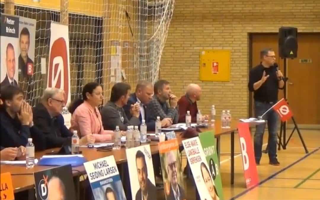 Se vælgermøde fra Langebækhallen om folkeskolen i Vordingborg kommune