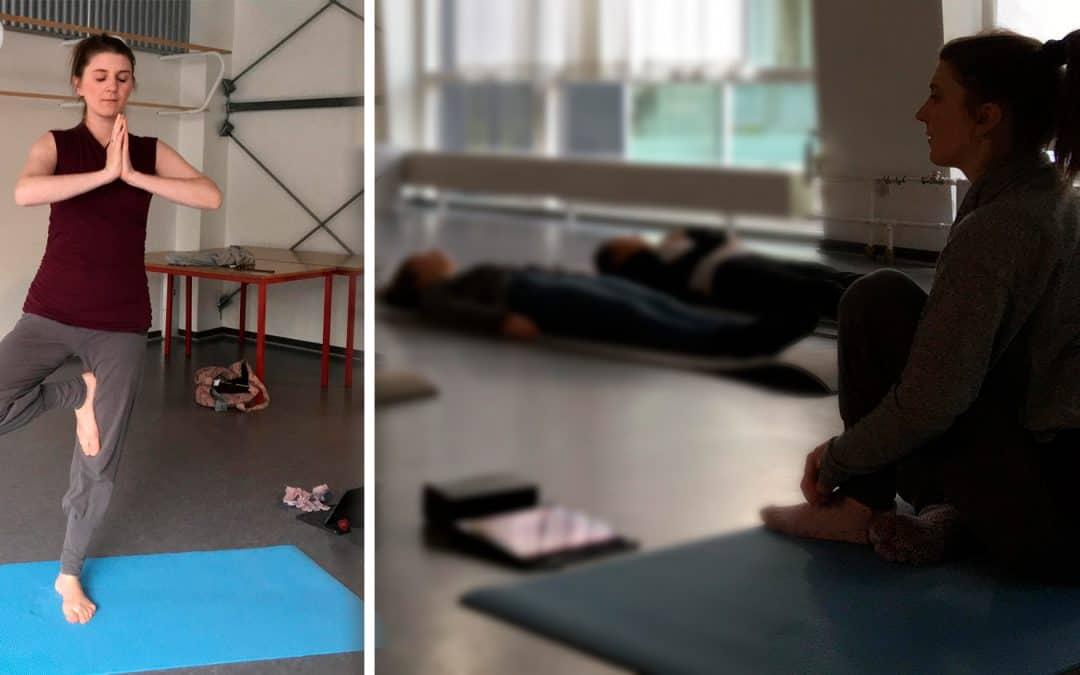 Yoga og meditation på skoleskemaet