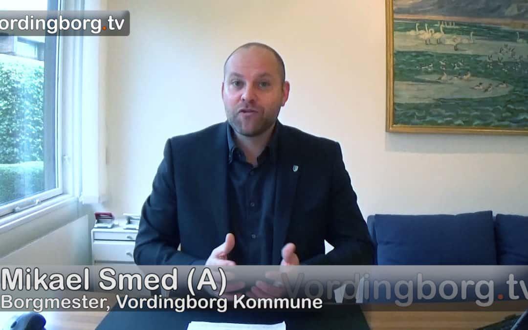 Nytårstale ved borgmester Mikael Smed [video]