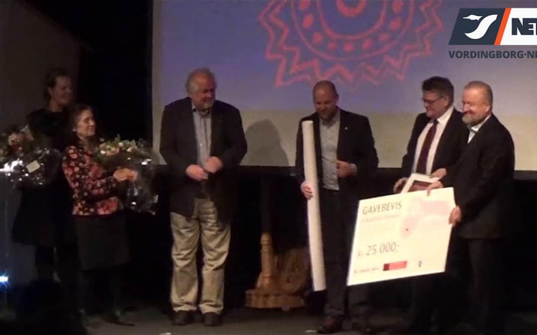 Vordingborg kulturpris 2017 [video]
