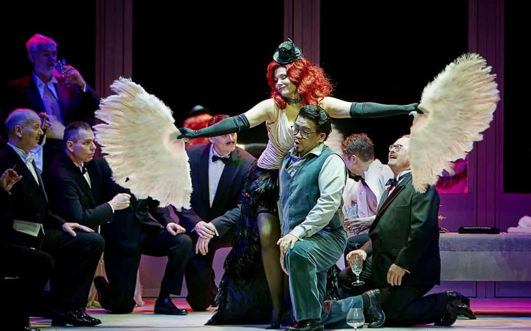 La Traviata – Den Jyske Opera i DGI Huset Vordingborg 10. marts